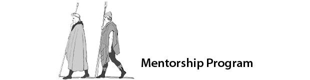 Mentorship b&w