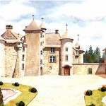 Chateau de Cordes