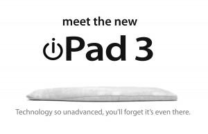 (i)Pad 3 Advertisement