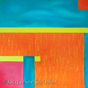 A Long Way To Go by Jacqueline Steudler