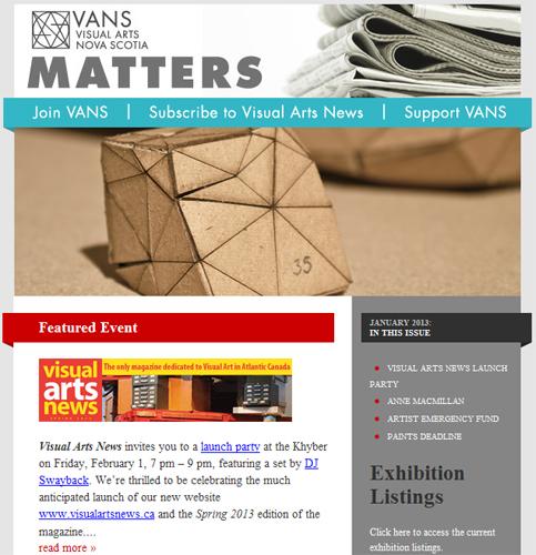 VANS Matters