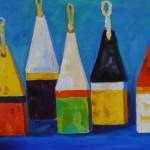 Five Buoys