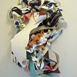 Dragons Breath, ceramic, 104 x 69 x 45, 2012