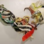 Baramon, ceramic, 120 x 162 x 46, 2012