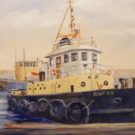 The Point Vim Tugboat