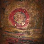 Rosetta Stone Acrylic on Canvas  30 x 40 2017
